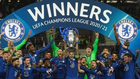 Chelsea Are Your 2020/2021 UEFA Champions